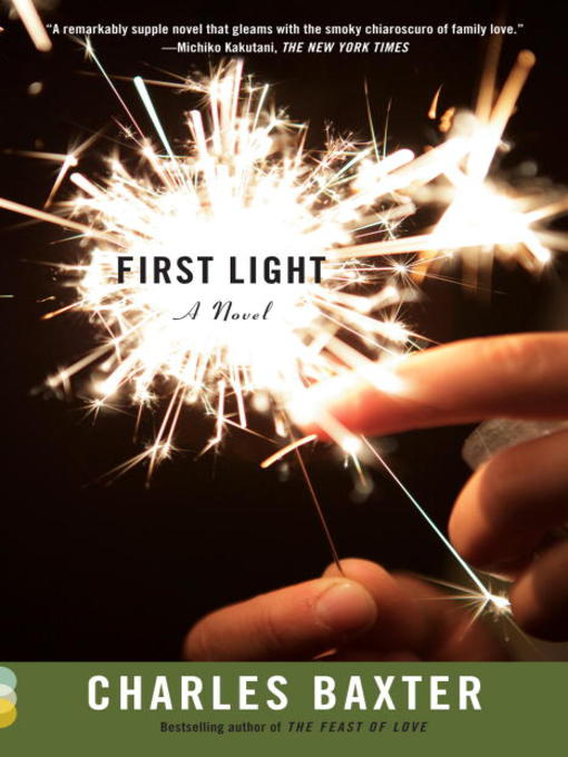 Title details for First Light by Charles Baxter - Available