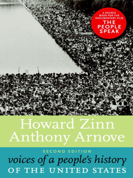 Title details for Voices of a People's History of the United States by Howard Zinn - Available