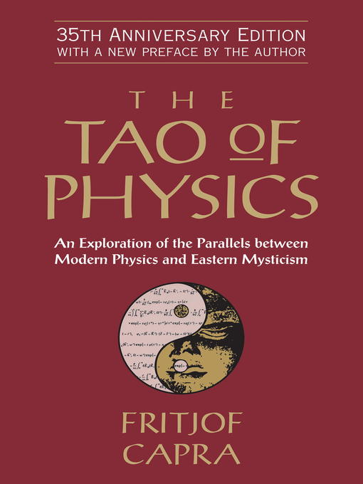 Title details for The Tao of Physics by Fritjof Capra - Wait list