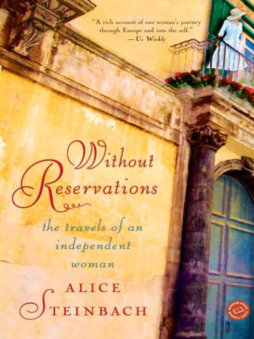 Cover of Without Reservations