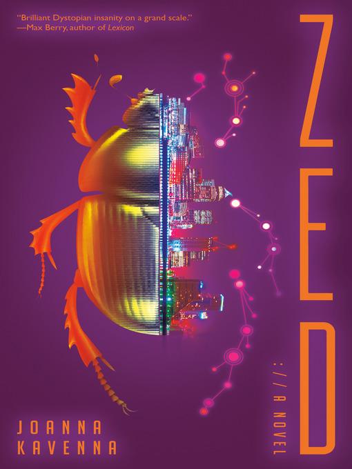 Title details for Zed by Joanna Kavenna - Wait list