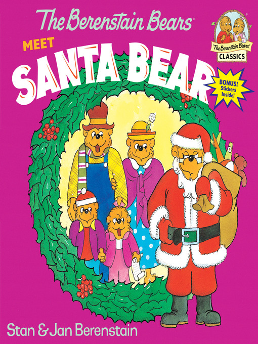 Title details for The Berenstain Bears Meet Santa Bear by Stan Berenstain - Available