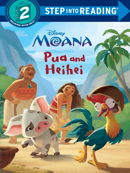 Title details for Pua and Heihei by RH Disney - Wait list