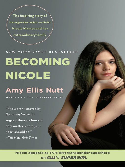Cover of Becoming Nicole
