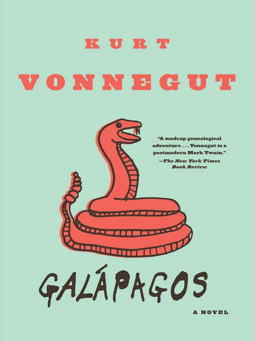 Title details for Galapagos by Kurt Vonnegut - Available
