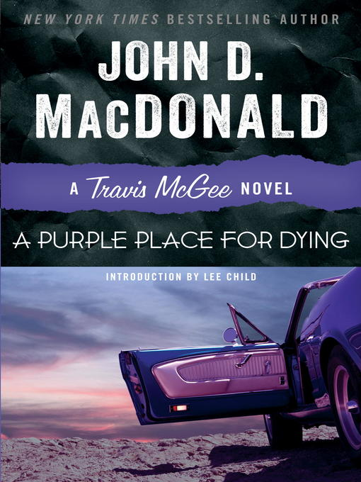Title details for A Purple Place for Dying by John D. MacDonald - Wait list