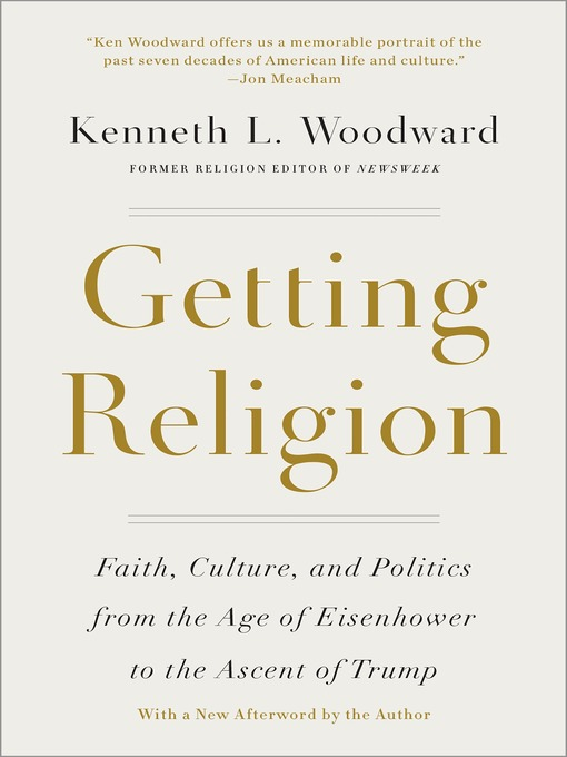 Cover of Getting Religion