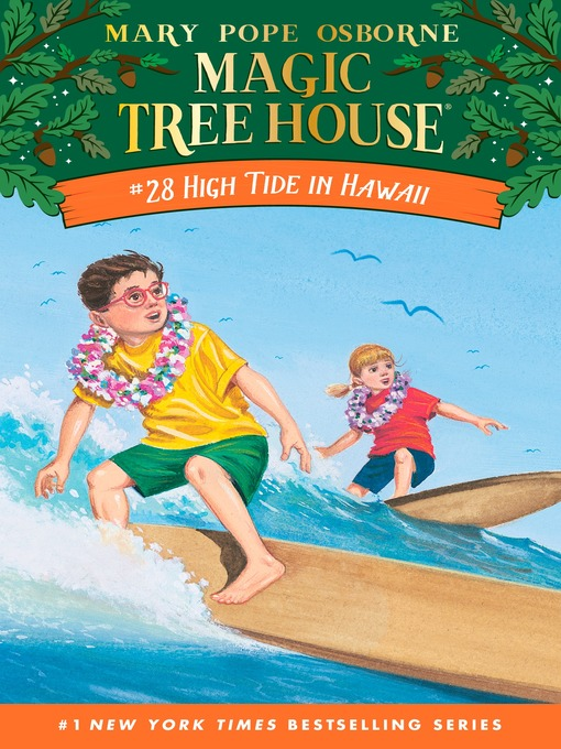 Title details for High Tide in Hawaii by Mary Pope Osborne - Available