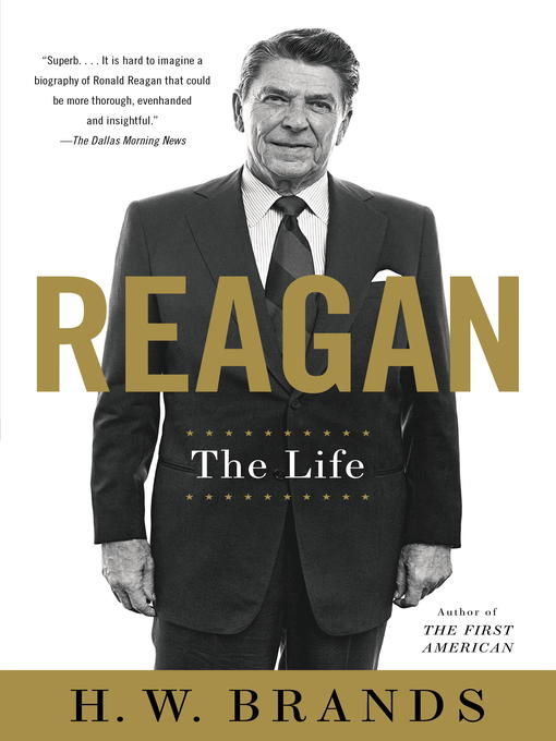 Title details for Reagan by H.W. Brands - Available