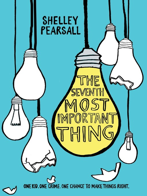 Title details for The Seventh Most Important Thing by Shelley Pearsall - Wait list
