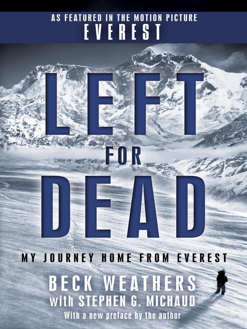 Title details for Left for Dead by Beck Weathers - Available