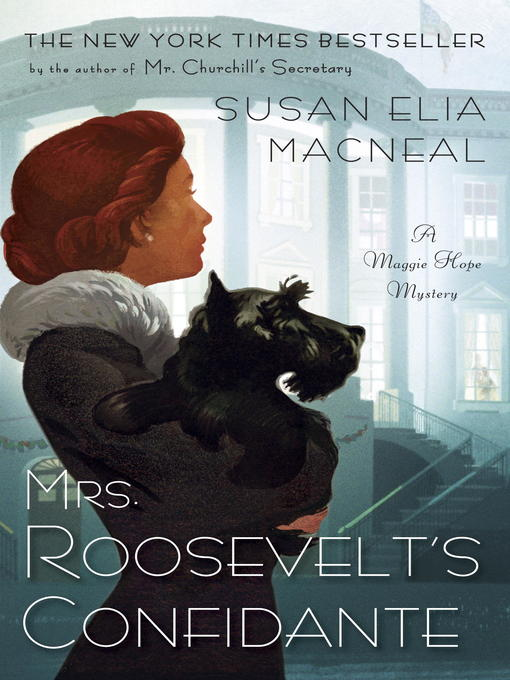Cover of Mrs. Roosevelt's Confidante