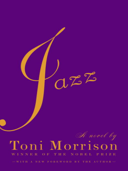 Title details for Jazz by Toni Morrison - Available