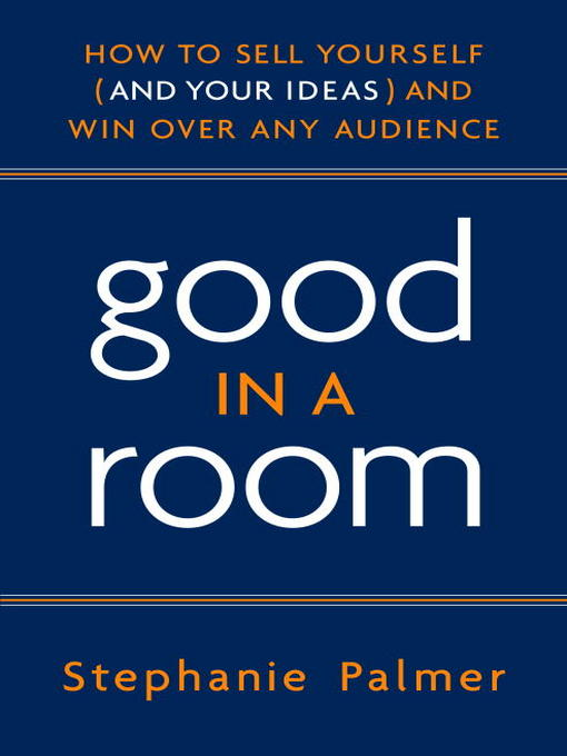 Title details for Good in a Room by Stephanie Palmer - Wait list