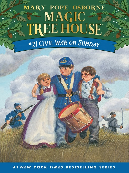 Title details for Civil War on Sunday by Mary Pope Osborne - Available