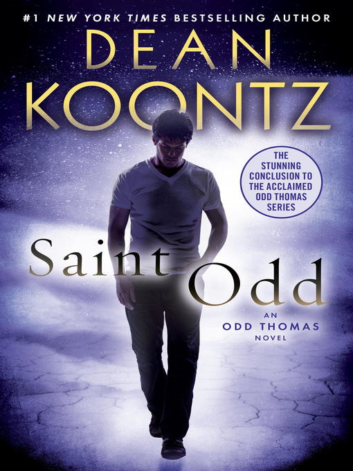 Title details for Saint Odd by Dean Koontz - Wait list