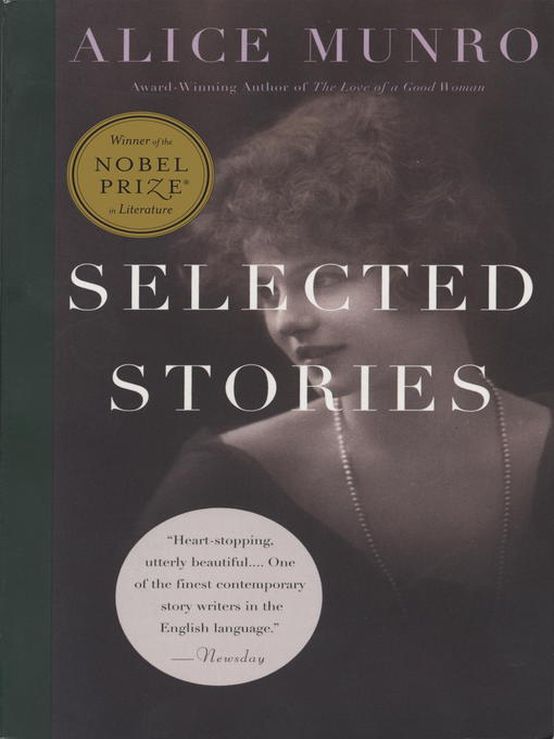 Title details for Selected Stories, 1968-1994 by Alice Munro - Wait list