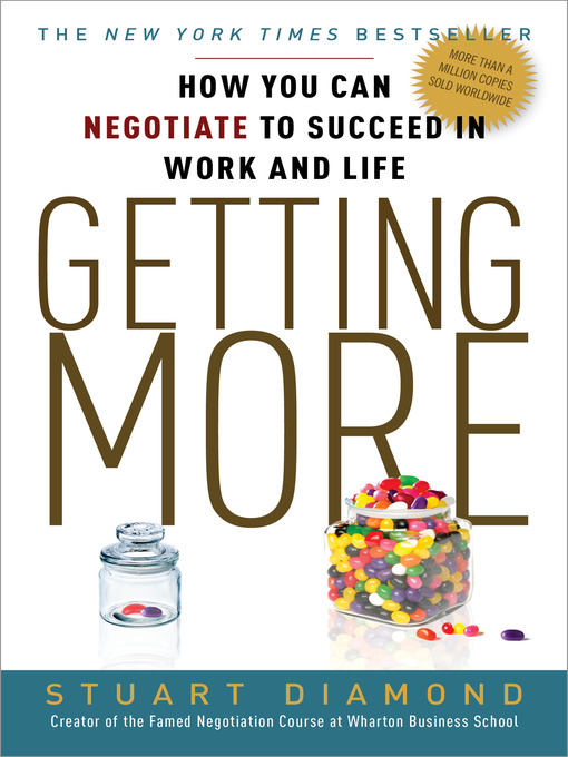 Cover of Getting More