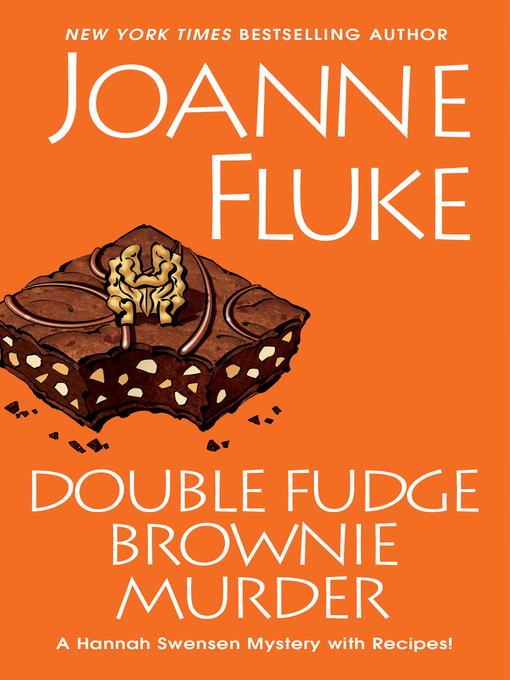 Title details for Double Fudge Brownie Murder by Joanne Fluke - Wait list
