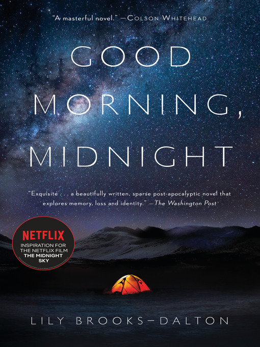 Title details for Good Morning, Midnight by Lily Brooks-Dalton - Wait list