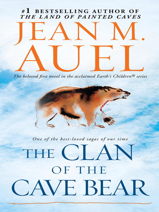The Clan Of The Cave Bear Book