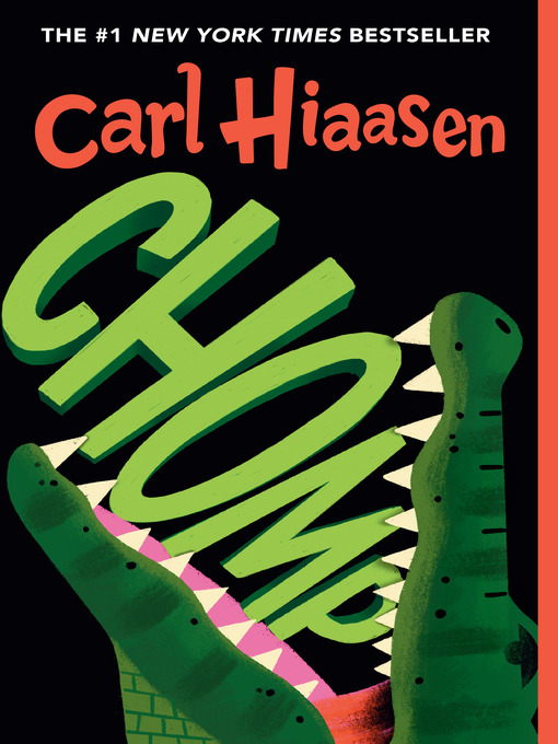 Title details for Chomp by Carl Hiaasen - Wait list