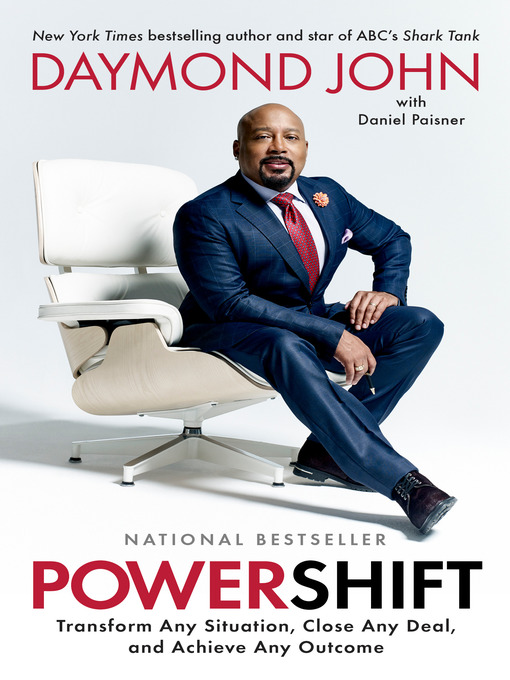 Title details for Powershift by Daymond John - Available