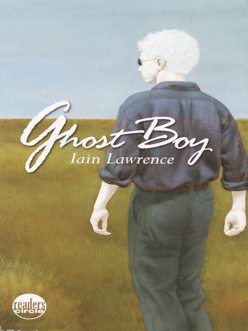 Cover of Ghost Boy