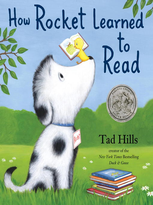 Title details for How Rocket Learned to Read by Tad Hills - Wait list