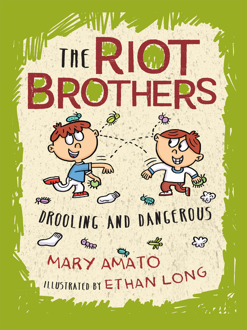 Drooling and Dangerous The Riot Brothers Return!