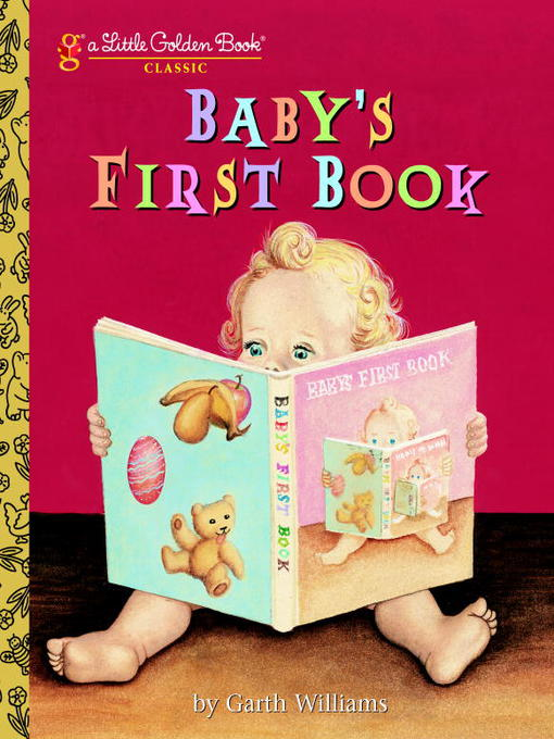 Cover image for Baby's First Book