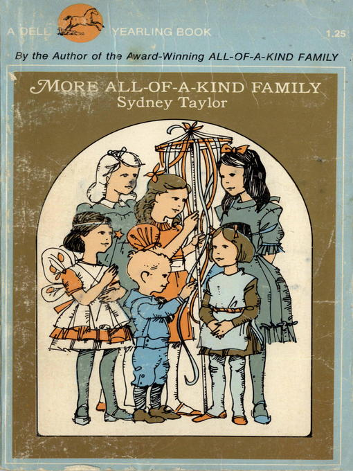 Title details for More All-of-a-Kind Family by Sydney Taylor - Available