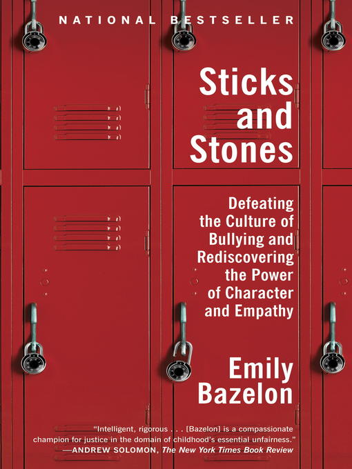 Cover of Sticks and Stones