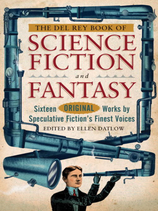Cover image for The Del Rey Book of Science Fiction and Fantasy