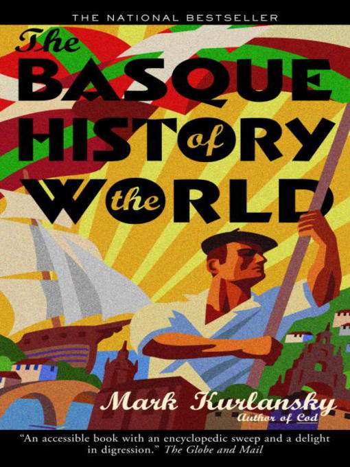 Cover of Basque History of the World