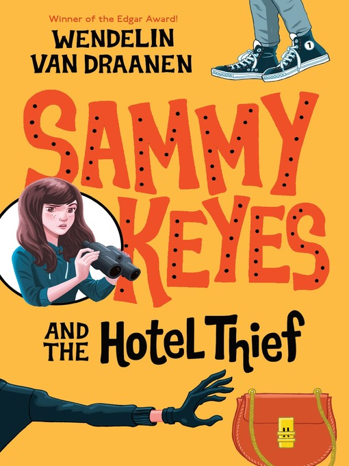 Title details for Sammy Keyes and the Hotel Thief by Wendelin Van Draanen - Wait list