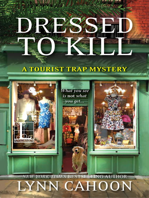 Title details for Dressed to Kill by Lynn Cahoon - Available
