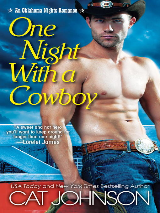 Title details for One Night with a Cowboy by Cat Johnson - Available