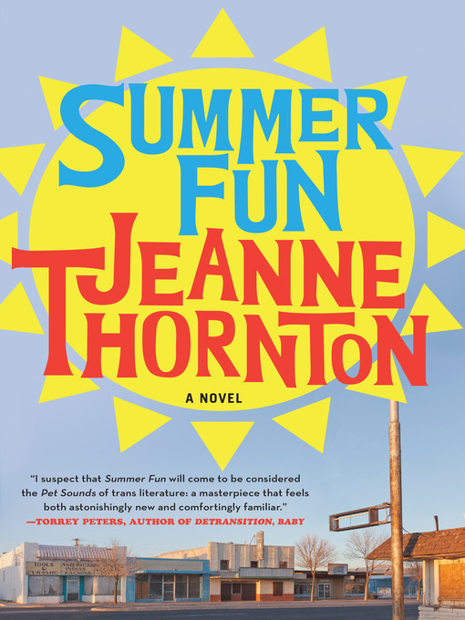 Title details for Summer Fun by Jeanne Thornton - Available