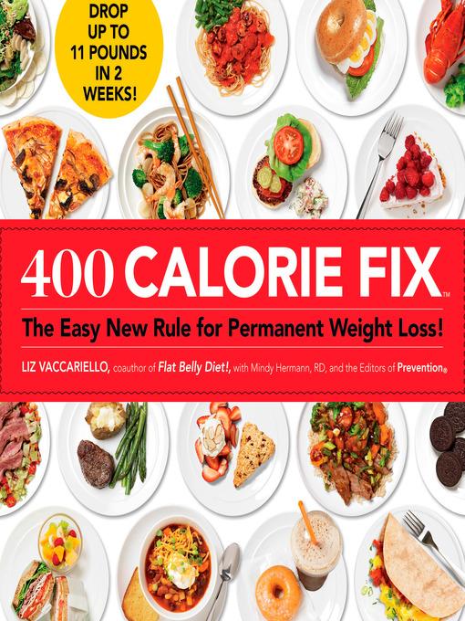 Title details for 400 Calorie Fix by Liz Vaccariello - Available