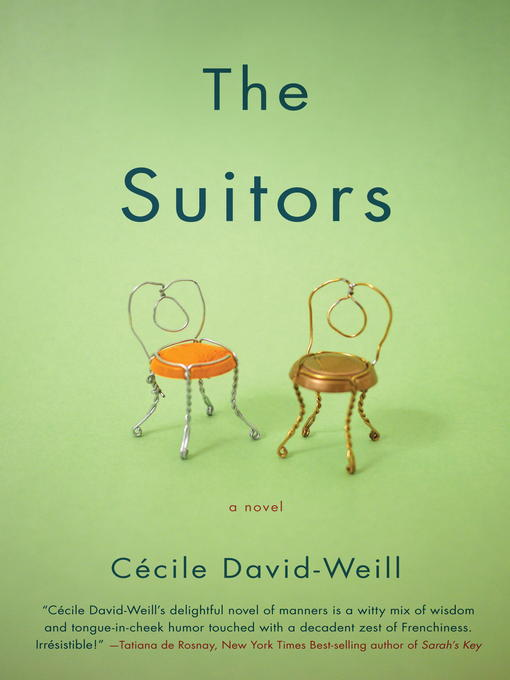Title details for The Suitors by Cécile David-Weill - Available