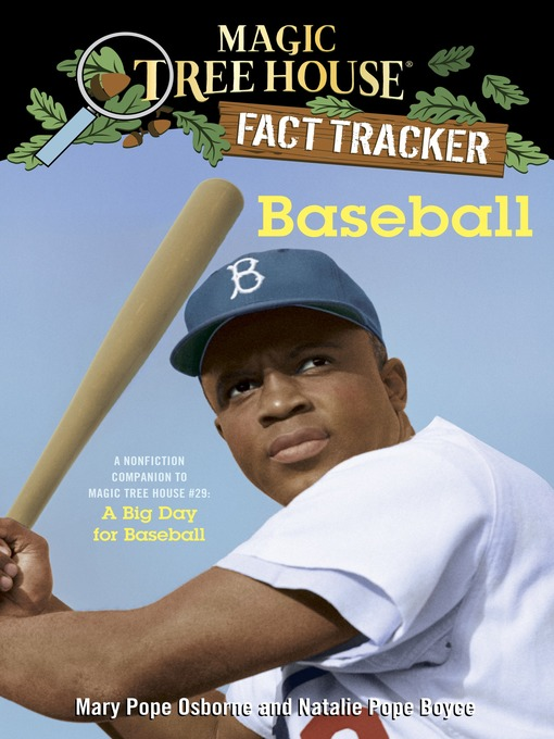 Title details for Baseball by Mary Pope Osborne - Wait list