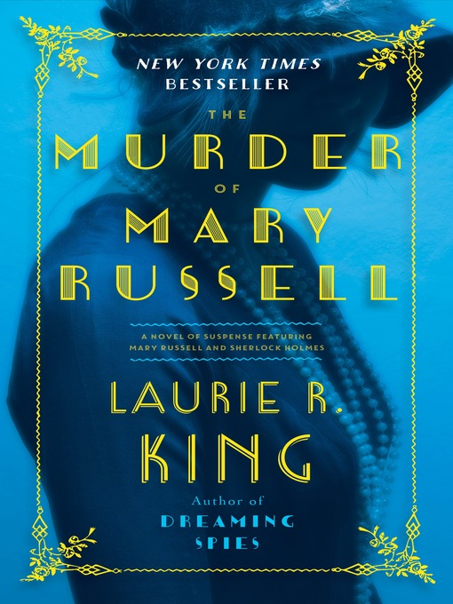 Title details for The Murder of Mary Russell by Laurie R. King - Available