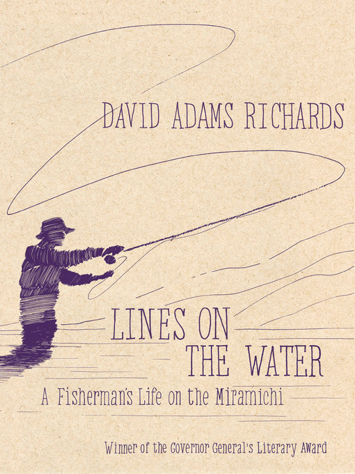 Cover of Lines on the Water