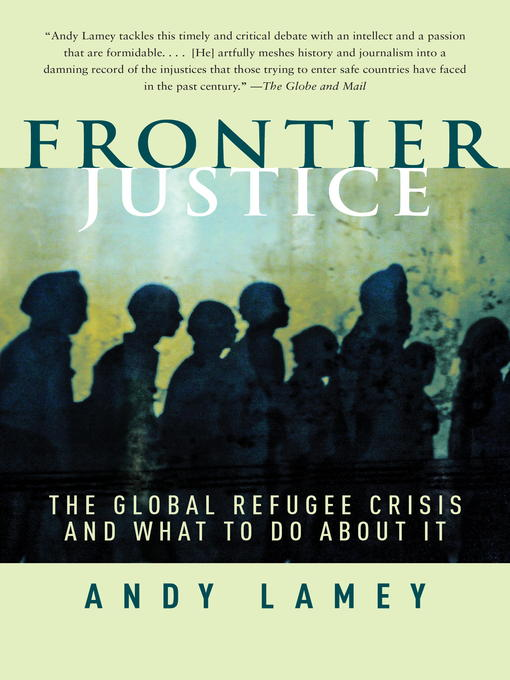 Title details for Frontier Justice by Andy Lamey - Available