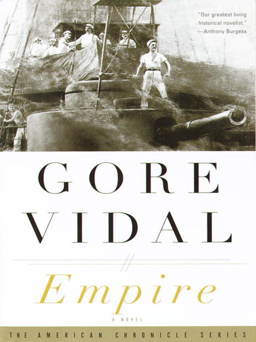 Title details for Empire by Gore Vidal - Available