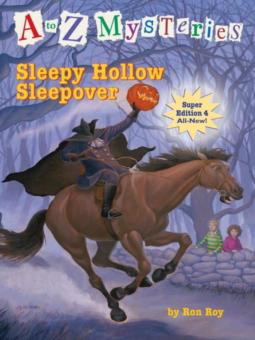 Title details for Sleepy Hollow Sleepover by Ron Roy - Available