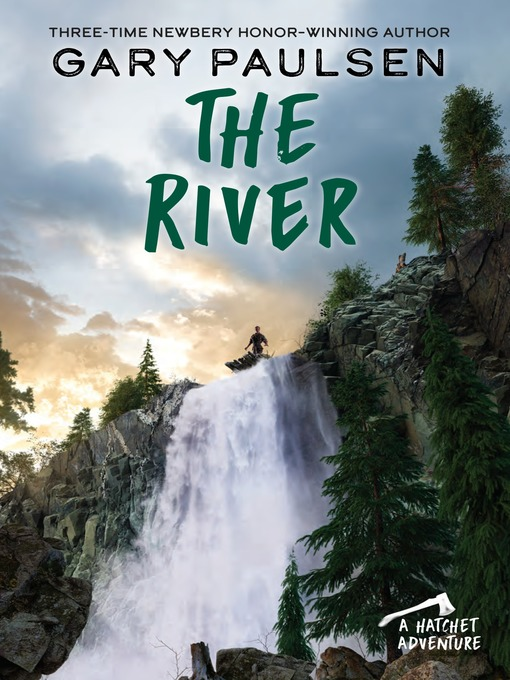 Title details for The River by Gary Paulsen - Wait list