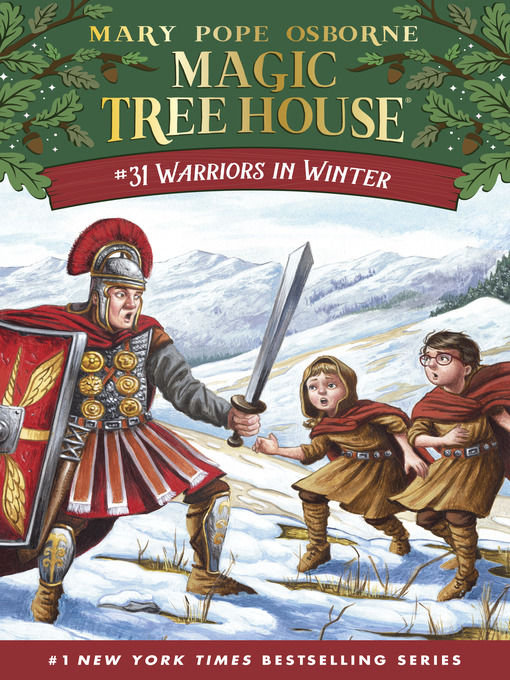 Title details for Warriors in Winter by Mary Pope Osborne - Wait list