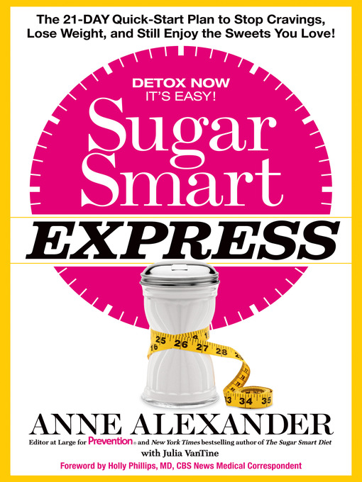 Title details for Sugar Smart Express by Anne Alexander - Available